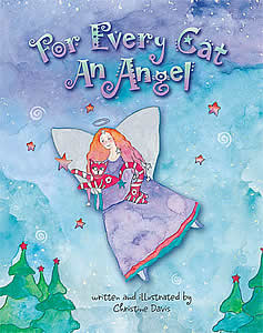 Lighthearted Press Book  For Every Cat an Angel