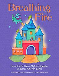 Breathing Fire Motivational Book for women