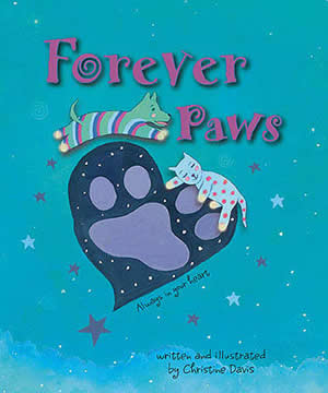 Forever Paws Gift Book for Animal Lovers