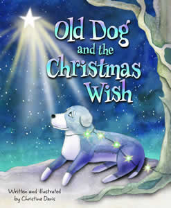Lighthearted Press Book  Old Dog and the Christmas Wish