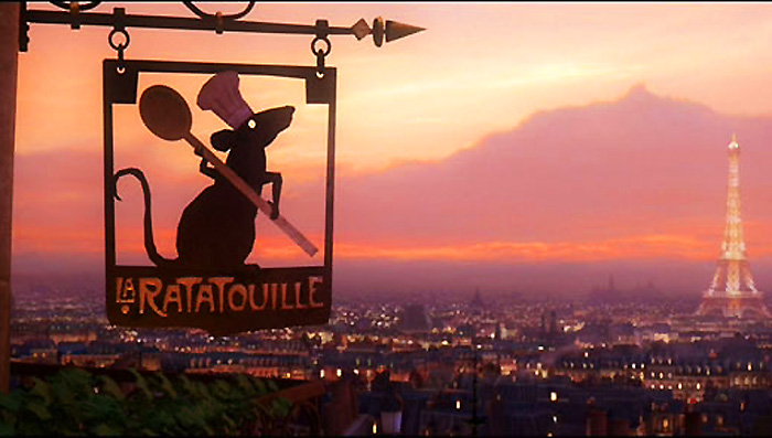 From Ratatouille (Disney/Pixar Animation Studios 2007)