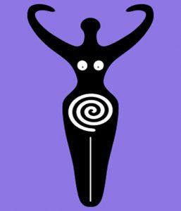 Spiral goddess wide