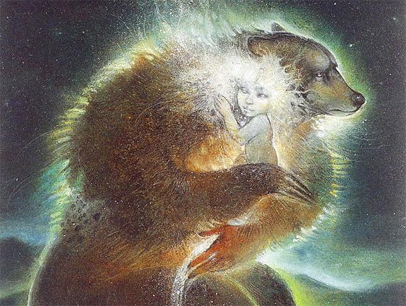 Starchild by Susan Seddon Boulet